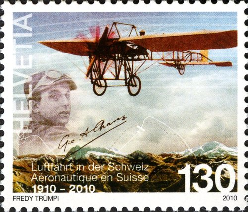 chavez francobollo svizzero