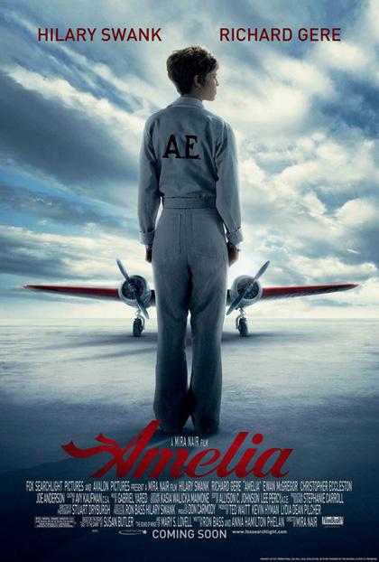 Locandina Amelia Earhart