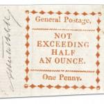 Il progetto del francobollo