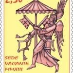 I francobolli della Sede Vacante