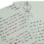La scoperta del DNA in una lettera