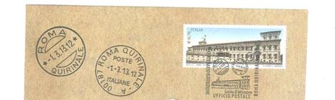 Ufficio postale Roma Quirinale