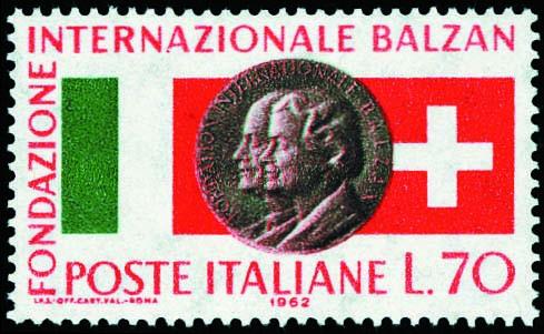 francobollo fondazione balzan