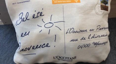 Beauty Case Occitane