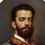 Amedeo di Savoia, Re dentellato