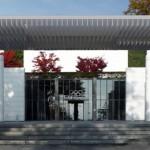 """La """"nuova"""" casa dei francobolli delle olimpiadi"""
