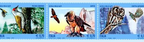 Uccelli delle Alpi