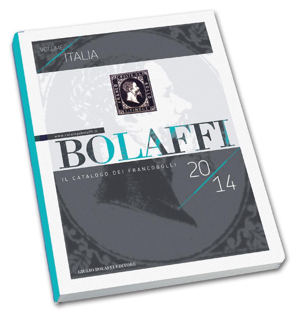 Il nuovo catalogo Bolaffi 2014
