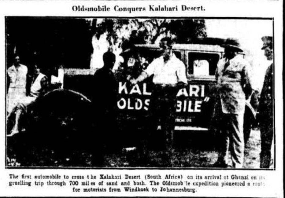 Kalahari Oldsmobile Bain Cassere