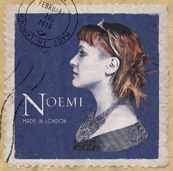 Francobollo Album Noemi