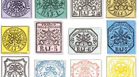 Francobolli Stato Pontificio