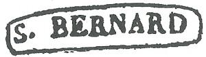 1. annullo s. bernard