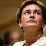 Federica Guidi, il nuovo ministro dei francobolli