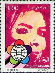 algeria 1988 giornata donna