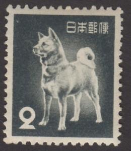 Francobollo cane