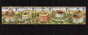 Emissione per la ricostruzione del Globe Theatre (1995)