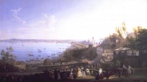 Inaugurazione della ferrovia Napoli-Portici (1839)