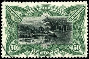 4. Mpozo Belgio Congo_1894_50c