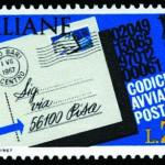 Due francobolli e un cap che non c'è