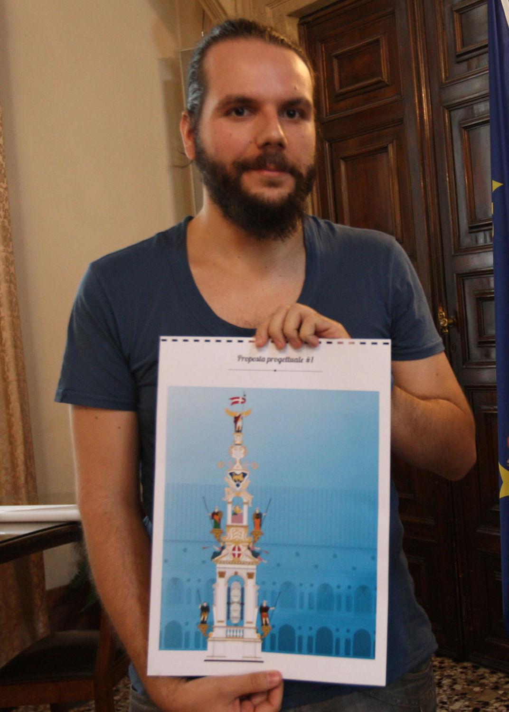 1. Alberto Ghirardello + progetto1