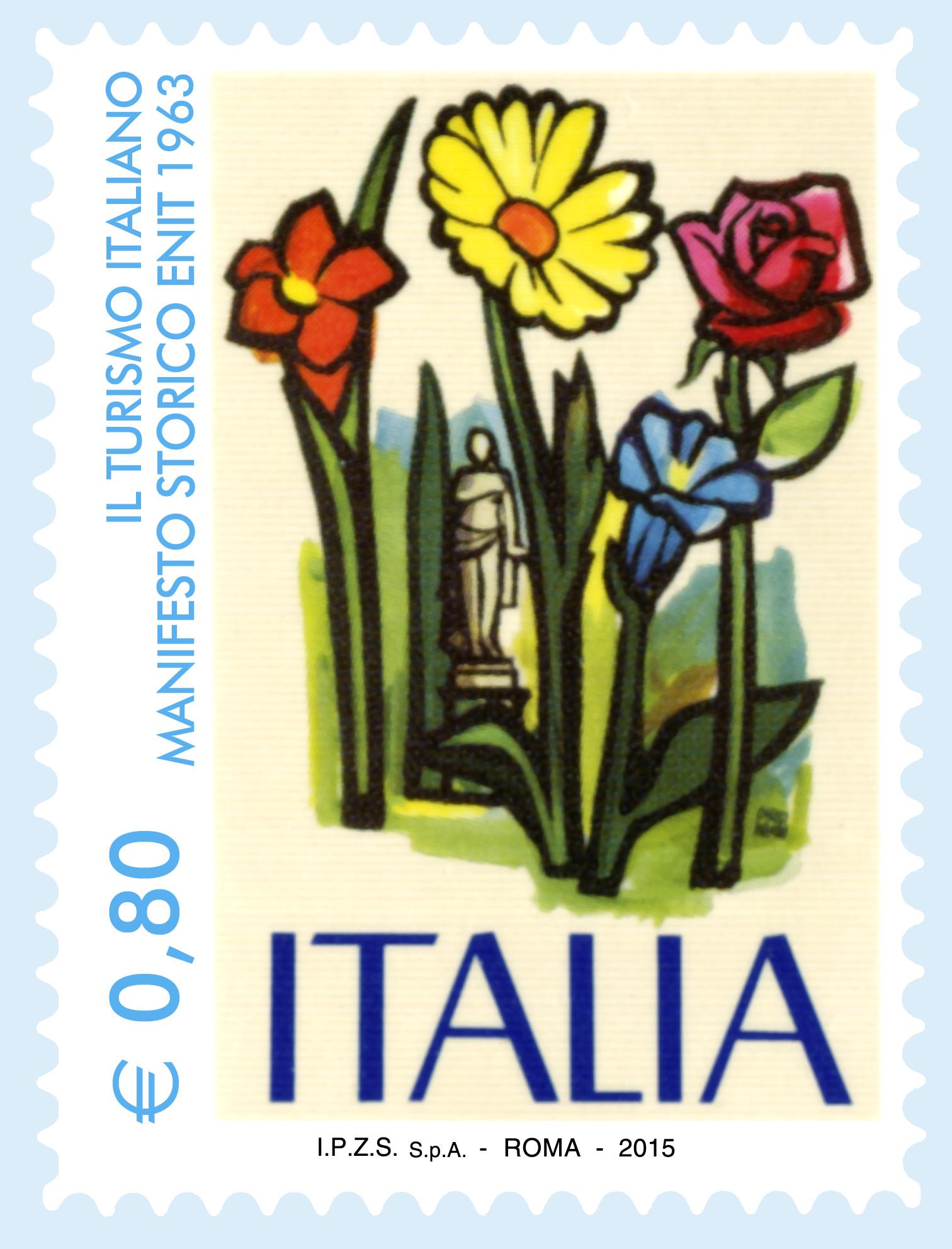 01715  franc turismo manifesto storico enit