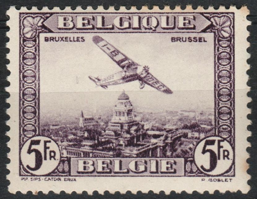 Posta Aerea Belgio