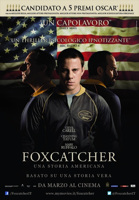 du pont foxcatcher_poster_ita