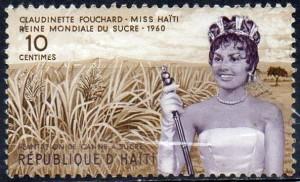 claudinette fouchard haiti 1960