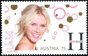 heidi klum austria 2005