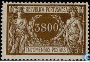 portogallo 1920 francobollo