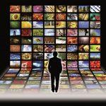 Una sola certezza, <br>la televisione