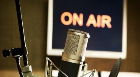 Francobolli on air su Radio Deejay