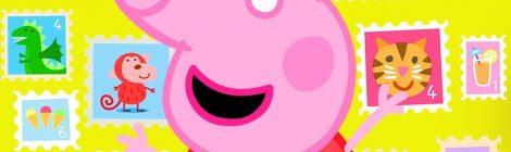 Peppa Pig: una puntata sui francobolli