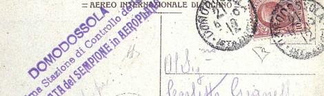 Cartolina postale Chavez