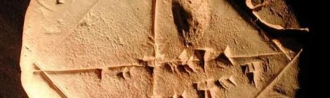A lezione di geometria babilonese