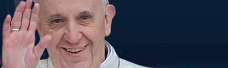 Il francobollo italiano per Papa Francesco