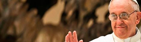 Il dono di Papa Francesco? Francobolli
