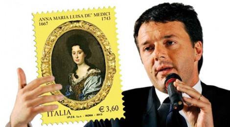 Matteo Renzi e l'ettrice