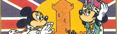 Minnie e Topolino sotto il sortilegio della corona