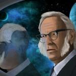 Francobollo per Asimov? E' fantascienza