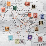 Quell'8 settembre: caos (anche) nei francobolli