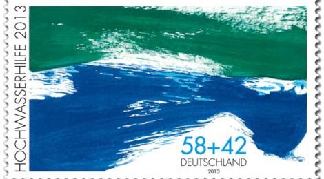 La Germania ricicla i francobolli