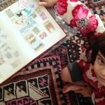 I bambini e l'arte di collezionare: intervista a Laura Rosso