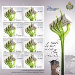 Per il terremoto 100mila euro dai francobolli