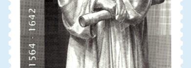 francobollo Galileo Galilei