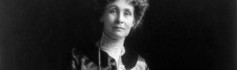 Emmeline Pankhurst, la donna mascherata che vinse il derby