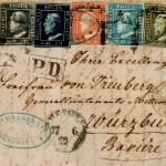 Per la testa di Ferdinando: i francobolli di Sicilia
