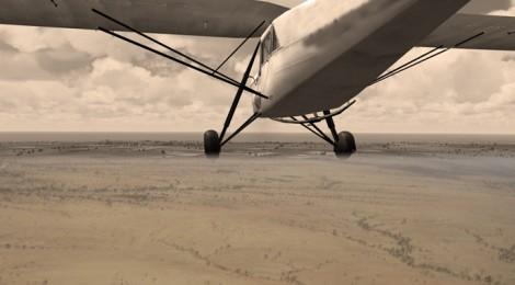 In volo sulle oasi