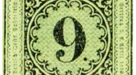 Il 9 kreuzer verde