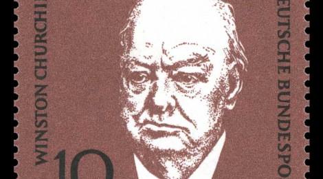 Churchill vs Hitler